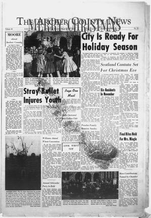 Primary view of object titled 'The Archer County News (Archer City, Tex.), Vol. 48, No. 51, Ed. 1 Sunday, December 23, 1962'.