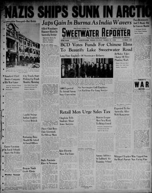 Primary view of object titled 'Sweetwater Reporter (Sweetwater, Tex.), Vol. 45, No. 228, Ed. 1 Tuesday, March 31, 1942'.