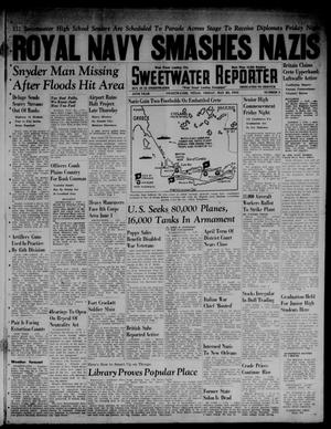Primary view of object titled 'Sweetwater Reporter (Sweetwater, Tex.), Vol. 45, No. 3, Ed. 1 Friday, May 23, 1941'.