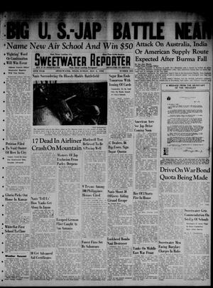 Primary view of object titled 'Sweetwater Reporter (Sweetwater, Tex.), Vol. 45, No. 245, Ed. 1 Sunday, May 3, 1942'.