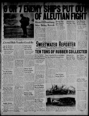 Primary view of object titled 'Sweetwater Reporter (Sweetwater, Tex.), Vol. 45, No. 273, Ed. 1 Tuesday, June 16, 1942'.