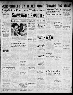 Primary view of object titled 'Sweetwater Reporter (Sweetwater, Tex.), Vol. 46, No. 22, Ed. 1 Friday, January 15, 1943'.