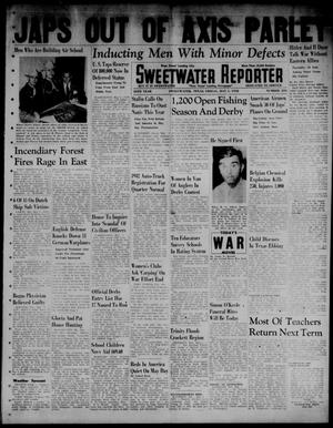 Primary view of object titled 'Sweetwater Reporter (Sweetwater, Tex.), Vol. 45, No. 244, Ed. 1 Friday, May 1, 1942'.