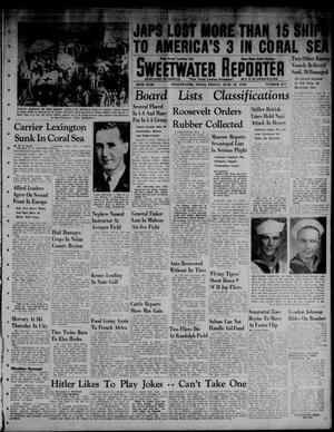 Primary view of object titled 'Sweetwater Reporter (Sweetwater, Tex.), Vol. 45, No. 271, Ed. 1 Friday, June 12, 1942'.