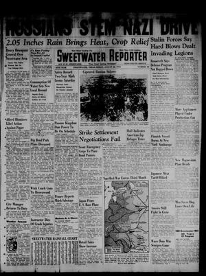 Primary view of object titled 'Sweetwater Reporter (Sweetwater, Tex.), Vol. 45, No. 72, Ed. 1 Friday, August 22, 1941'.