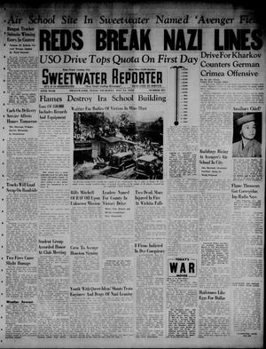 Primary view of object titled 'Sweetwater Reporter (Sweetwater, Tex.), Vol. 45, No. 251, Ed. 1 Thursday, May 14, 1942'.