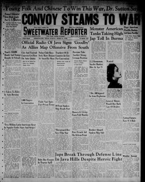 Primary view of object titled 'Sweetwater Reporter (Sweetwater, Tex.), Vol. 45, No. 225, Ed. 1 Sunday, March 8, 1942'.