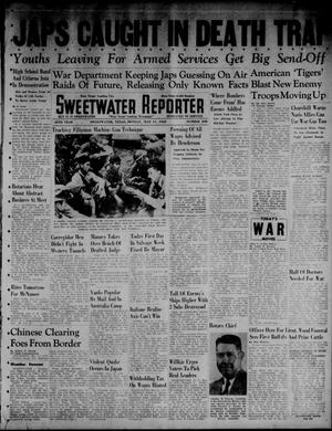 Primary view of object titled 'Sweetwater Reporter (Sweetwater, Tex.), Vol. 45, No. 248, Ed. 1 Monday, May 11, 1942'.