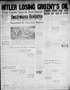 Primary view of object titled 'Sweetwater Reporter (Sweetwater, Tex.), Vol. 46, No. 16, Ed. 1 Monday, January 4, 1943'.