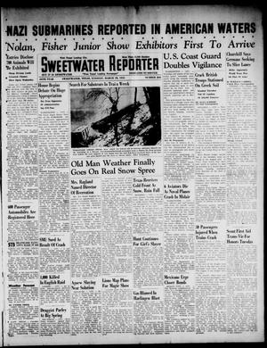 Primary view of object titled 'Sweetwater Reporter (Sweetwater, Tex.), Vol. 44, No. 266, Ed. 1 Tuesday, March 18, 1941'.