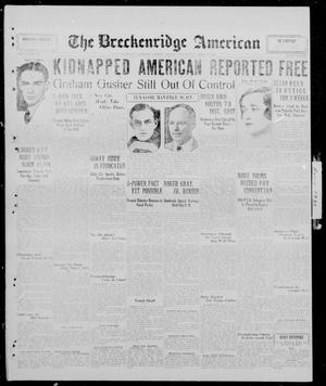 The Breckenridge American (Breckenridge, Tex.), Vol. 10, No. 111, Ed. 1, Wednesday, April 9, 1930