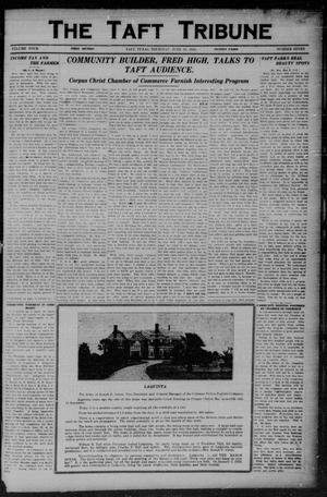 Primary view of object titled 'The Taft Tribune (Taft, Tex.), Vol. 4, No. 7, Ed. 1 Thursday, June 12, 1924'.