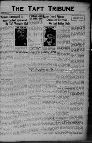 Primary view of object titled 'The Taft Tribune (Taft, Tex.), Vol. 11, No. 4, Ed. 1 Thursday, May 28, 1931'.