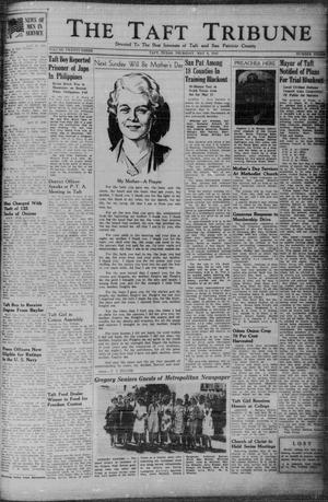 Primary view of object titled 'The Taft Tribune (Taft, Tex.), Vol. 23, No. 3, Ed. 1 Thursday, May 6, 1943'.