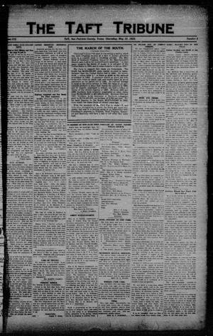 Primary view of object titled 'The Taft Tribune (Taft, Tex.), Vol. 3, No. 5, Ed. 1 Thursday, May 31, 1923'.