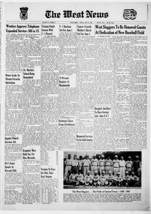 Primary view of object titled 'The West News (West, Tex.), Vol. 79, No. 5, Ed. 1 Friday, May 23, 1969'.