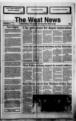 Primary view of The West News (West, Tex.), Vol. 104, No. 18, Ed. 1 Thursday, May 5, 1994