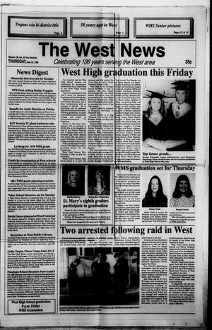 Primary view of object titled 'The West News (West, Tex.), Vol. 106, No. 22, Ed. 1 Thursday, May 23, 1996'.
