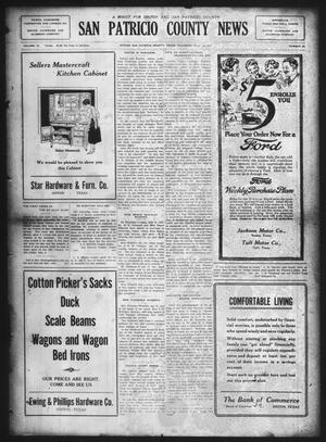 San Patricio County News (Sinton, Tex.), Vol. 15, No. 24, Ed. 1 Thursday, July 19, 1923