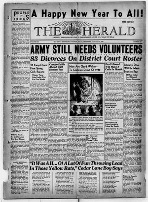 Primary view of object titled 'The Herald (Bay City, Tex.), Vol. 3, No. 14, Ed. 1 Thursday, January 1, 1942'.