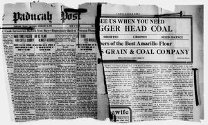 Primary view of object titled 'The Paducah Post (Paducah, Tex.), Vol. 9, No. 40, Ed. 1 Thursday, February 18, 1915'.
