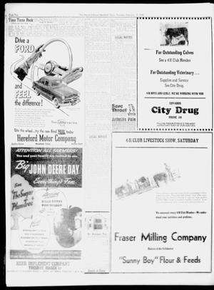 The Hereford Brand (Hereford, Tex.), Vol. 49, No. 7, Ed. 1 Thursday, February 17, 1949