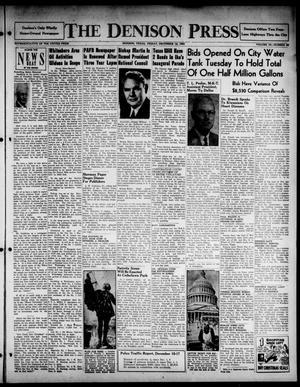 The Denison Press (Denison, Tex.), Vol. 24, No. 26, Ed. 1 Friday, December 19, 1952