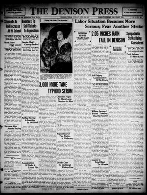 The Denison Press (Denison, Tex.), Vol. 3, No. 251, Ed. 1 Tuesday, April 20, 1937