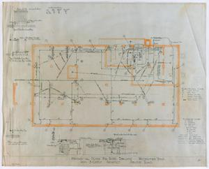 weatherford hotel mechanical plans weatherford texas plumbing and rh texashistory unt edu