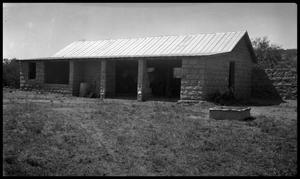 Primary view of object titled '[Reynolds Bend Barn]'.