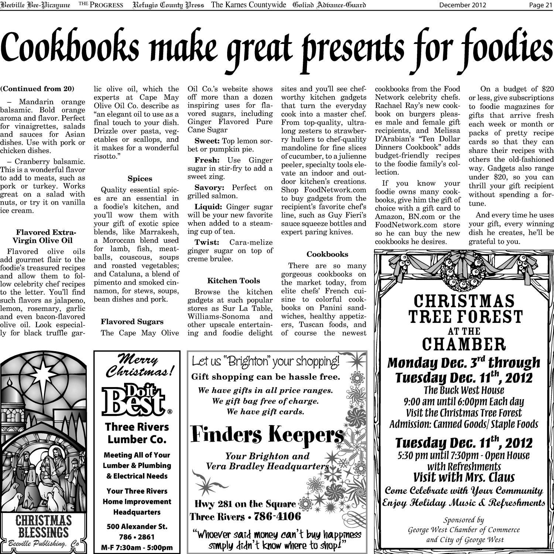Refugio County Press (Refugio, Tex ), Vol  53, No  19, Ed  1
