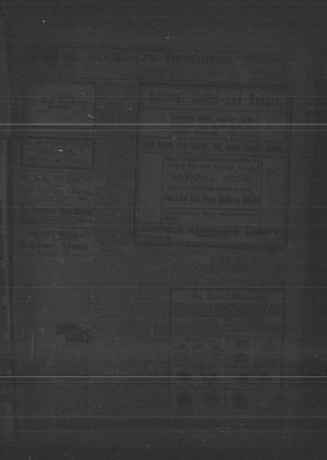Primary view of object titled 'Rockdale Reporter. (Rockdale, Tex.), Vol. [11], No. [46], Ed. 1 Thursday, December 22, 1904'.