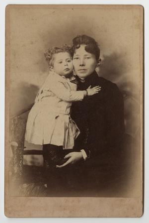 [Portrait of Woman and Child]