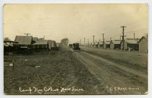 [Postcard of Camp MacArthur]