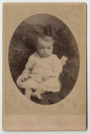 [Portrait of Child]