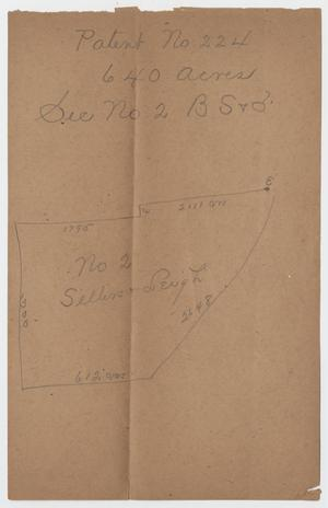 [Two Statements of Land Tracts in Kerr County]