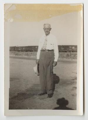[Photograph of Dr. J. H. Gammell]