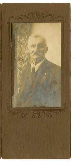 [Portrait of Charles William Sloman]