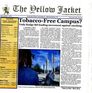 The Yellow Jacket (Brownwood, Tex.), Vol. 104, No. 6, Ed. 1 Thursday, December 5, 2013
