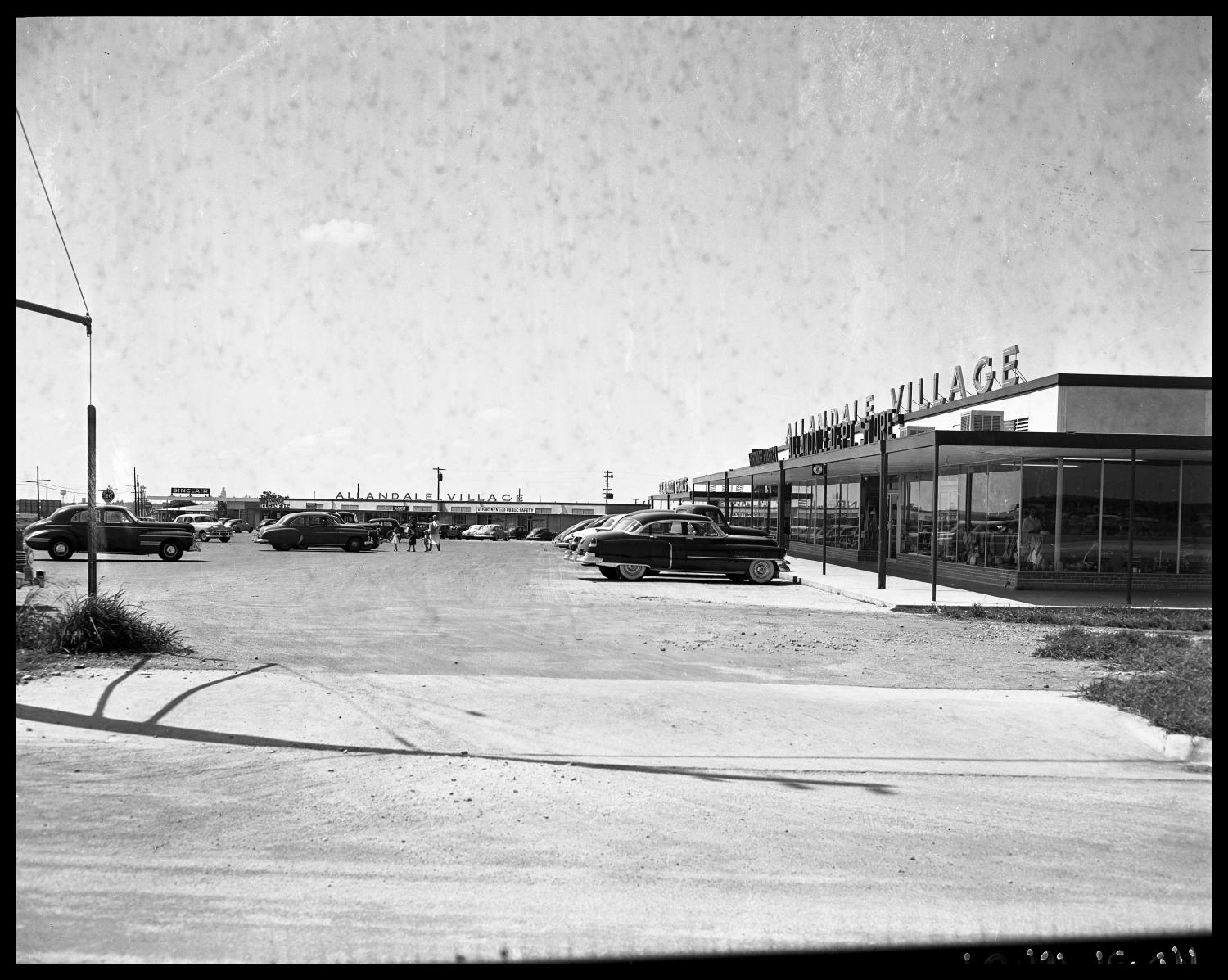 Allandale Department Store at Allandale Village                                                                                                      [Sequence #]: 1 of 1