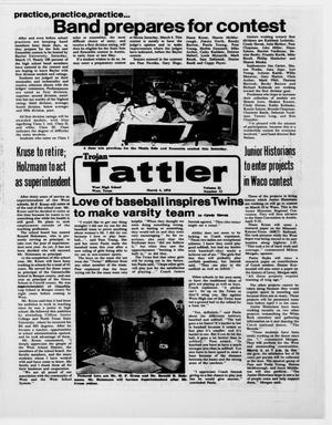Trojan Tattler (West, Tex.), Vol. 31, No. 11, Ed. 1 Thursday, March 4, 1976