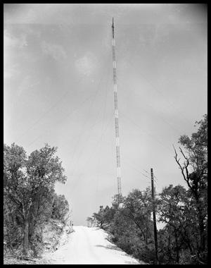 Primary view of object titled '[TV Television Tower]'.