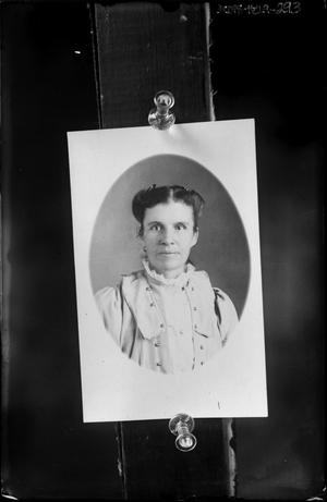 Primary view of object titled '[Woman in Collar]'.