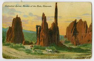 Primary view of object titled '[Postcard from Lena Southern to Lois Matlock, February 10, 1910]'.