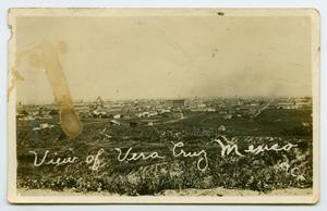 Primary view of object titled '[Postcard from Maurine Matlock to her Friend, September 23, 1915]'.