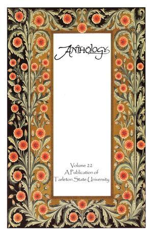Anthology, Volume 22, Spring 2016