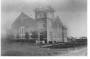 Baptist Church building, Rosenberg