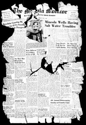 The Mineola Monitor (Mineola, Tex.), Vol. 74, No. 11, Ed. 1 Thursday, June 2, 1949