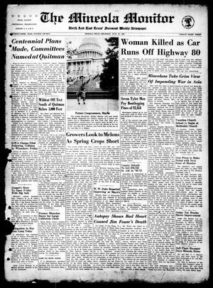 The Mineola Monitor (Mineola, Tex.), Vol. 75, No. 15, Ed. 1 Thursday, June 29, 1950