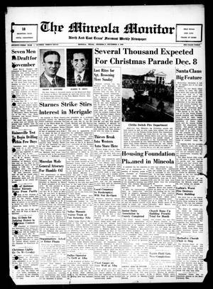 The Mineola Monitor (Mineola, Tex.), Vol. 73, No. 37, Ed. 1 Thursday, December 2, 1948